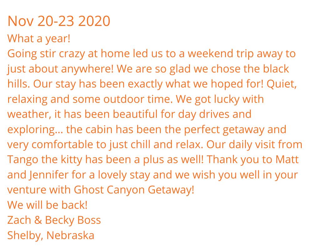 Nov 20-23 2020