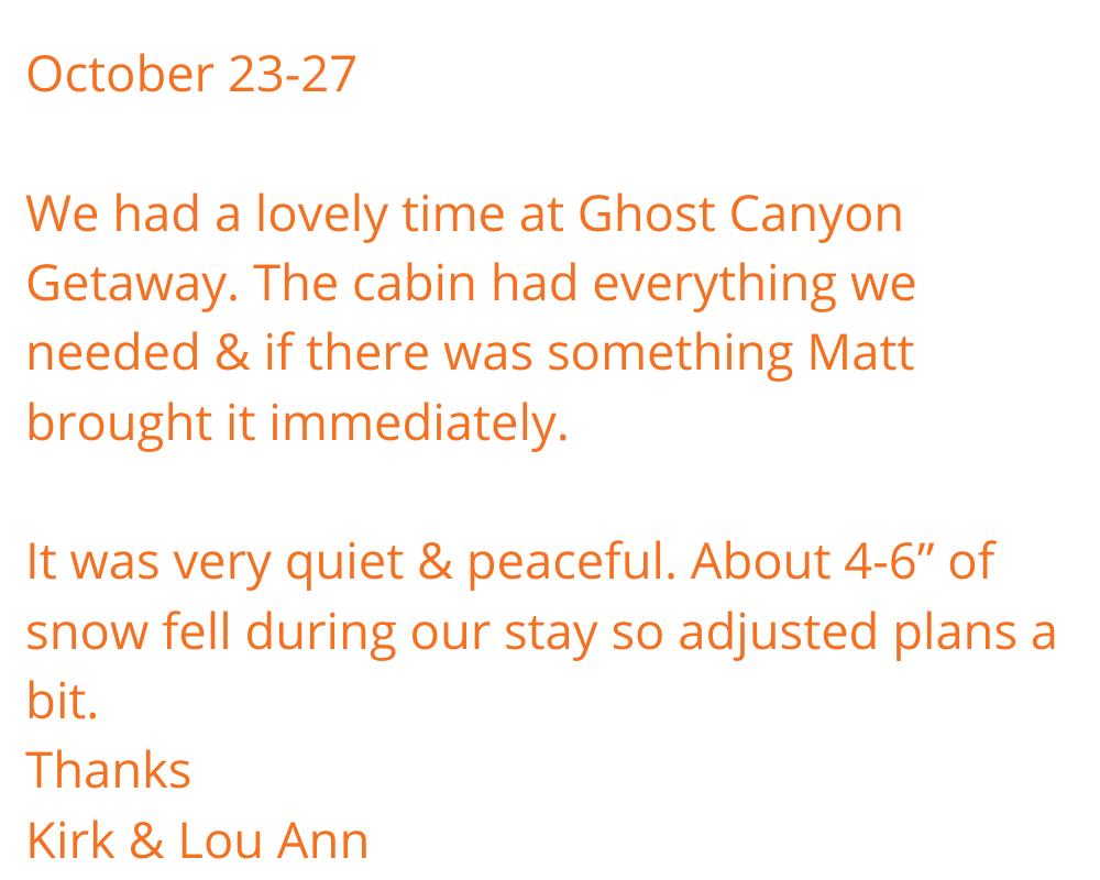 October 23-27